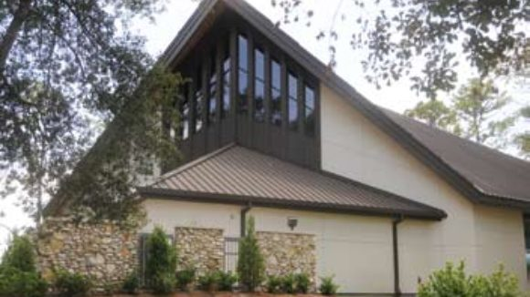 St. John Lutheran Church in Spring, Texas