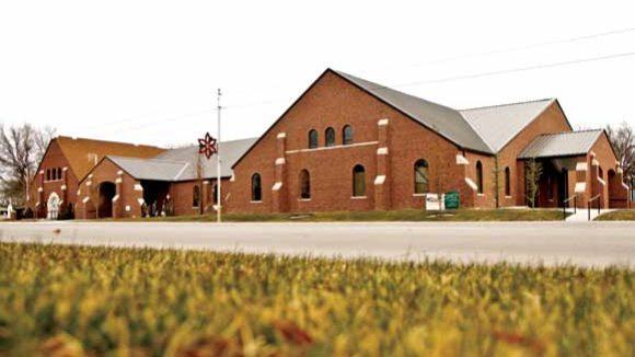 St. Joseph Church in Scott City, Kan