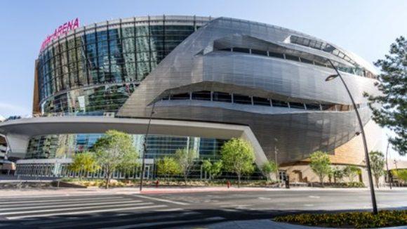 Arena reflects Las Vegas