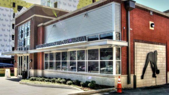 Baseball museum calls metal building home