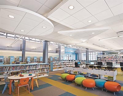 Armstrong Ceiling Solutions Expands Portfolio Of Sustainable Ceiling Systems