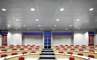 Metal Ceilings and Acoustics To realize acoustic