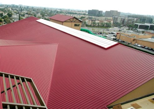 Market Feature Resort S Long Roof Panels Require Special