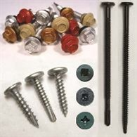 Birmingham Fastener's CLIP GRIP² line of fasteners is designed for all substrates including wood, metal deck and structural steel, and was developed for the standing seam metal roofing industry.