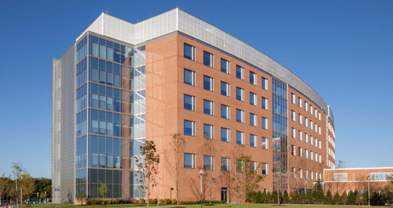 Moon Township, Pa.-based CENTRIA's Formawall Dimension Series, Profile Series Exposed Fastener panels and EcoScreen perforated screen wall were selected for the University Medical Center of Princeton at Plainsboro, Plainsboro Township, N.J., for aesthetics, performance, sustainability and value.