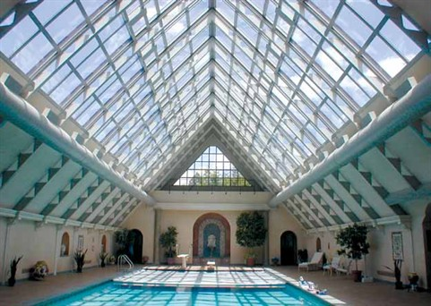 Deconstructing Daylighting Metal Architecture