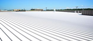 Architecture firm Michael Baker Jr. Inc., Moon Township, Pa., specified approximately 60,000 square feet of Cleveland-based The Garland Co. Inc.'s 22-gauge, 12-inch-wide steel R-Mer Span structural standing seam metal roof panels in Regal White with Kynar coating for the Metropolitan Knoxville Airport Authority airfield maintenance complex, Knoxville, Tenn.