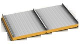 Green Span Profiles produces eight insulated metal wall panel profiles.