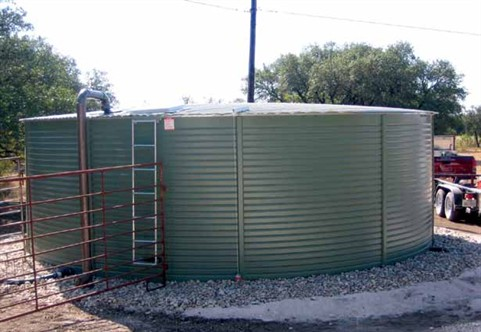 how to build a rainwater collection system pdf