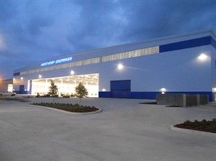 Northrop Grumman Corp.'s Aircraft Integration Center of Excellence in Building 100 in St. Augustine, Fla., was designed to withstand wind speeds of 130 mph to comply with Florida's Building Code.