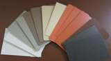 Linetec's 70-percent PVDF resin-based coating is available in 14 faux terra cotta colors.
