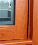 Linetec and Decoral System USA Inc. offer woodgrain finishes for architectural aluminum products in a variety of options and colors.