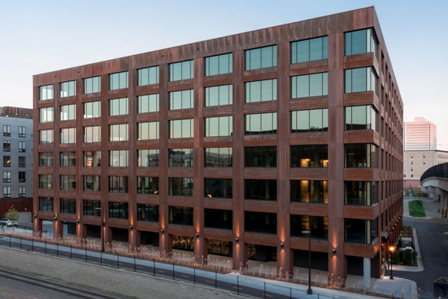 The T3 Office Building in Minneapolis is the Natural Metals winner in the 2017 Metal Architecture Design Awards