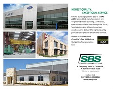 Schulte Building Systems Inc