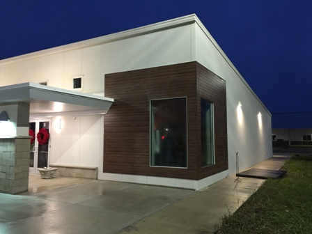 Star Building Systems provided three metal building systems to construct The Gathering shopping center in Port Arthur, Texas.